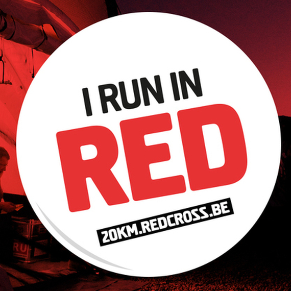 Run for Life ... Run in RED