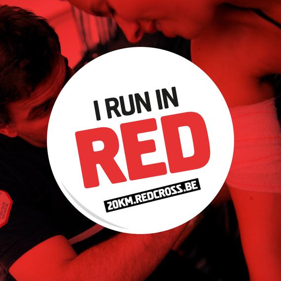 Jamais 2...sans...3 Laure-tte Run in Red