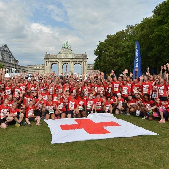 20km pour soutenir la Croix-Rouge