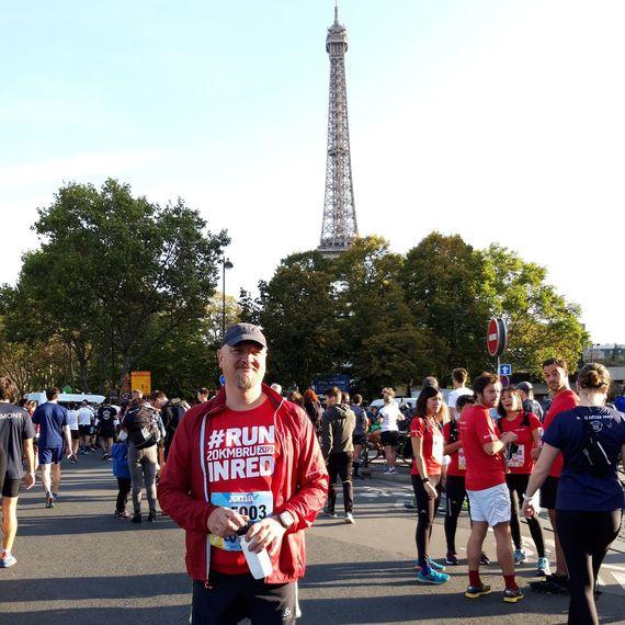 20 km pour la Croix Rouge