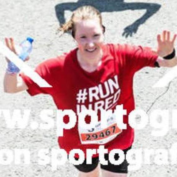 Running for the Red cross 2018