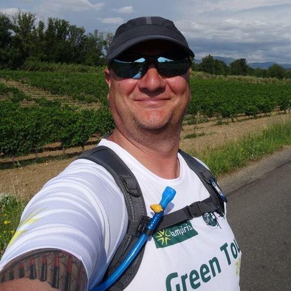 Je cours les 20 km de Bruxelles  pour la croix rouge
