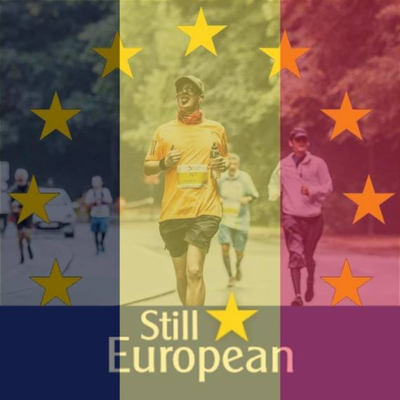 Andrew will #RunInRed the Brussels 20K for the Red Cross