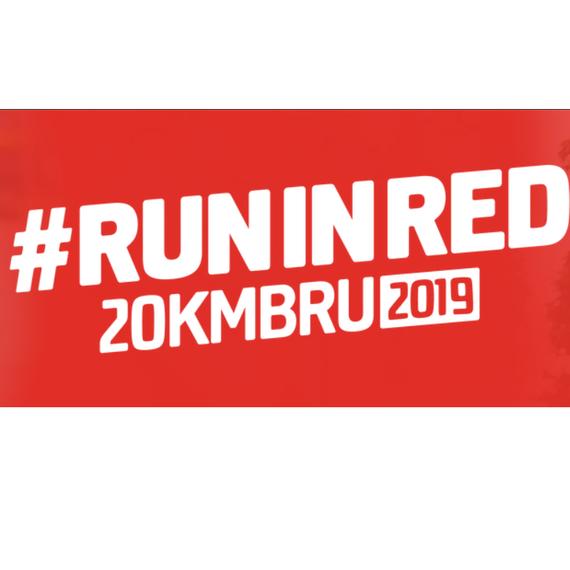 Belgian Red Cross - 20km Brussels - Sébastien